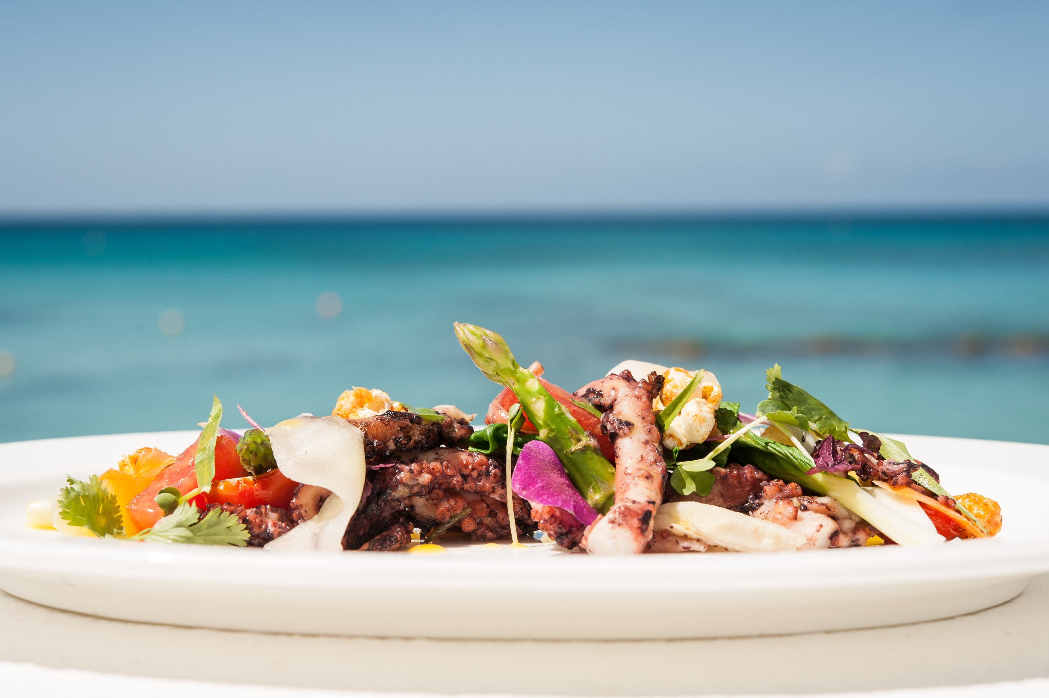 Culinary Delights at Cobblers Cove. Photo compliments Elegant Resorts.